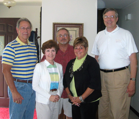 Reunion Committee in 2009